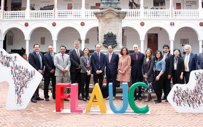 Consorcio Universitario Fudan - América Latina (FLAUC)