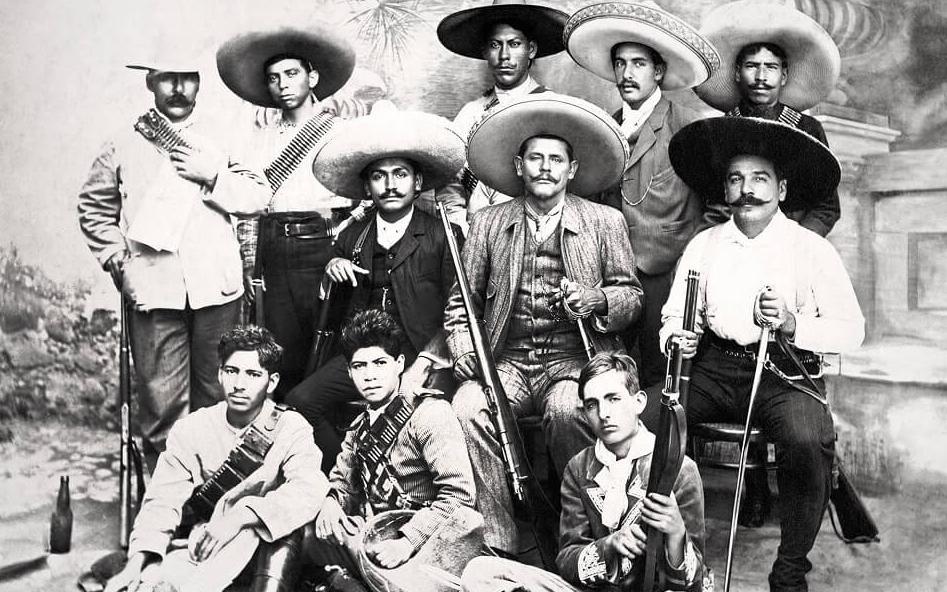 Colección fotográfica histórica sobre Zapata, México