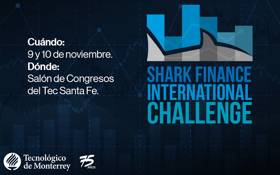 Shark Finance International Challenge