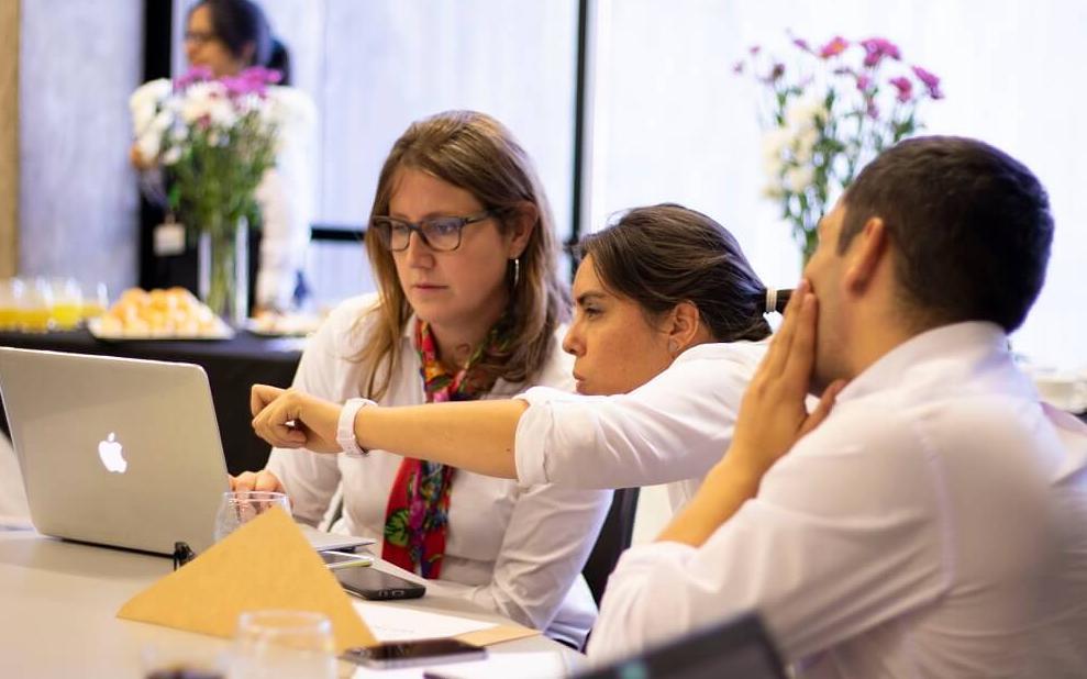 Colaboración entre los Centros de Innovación para el desarrollo docente